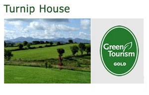 Turnip House Green Tourism award
